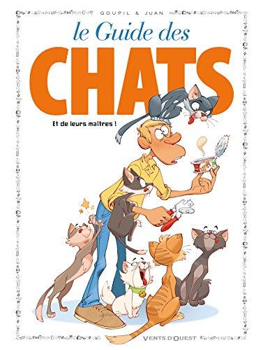 9782749306834: Les guides en BD, Tome 40 : Le Guide des chats