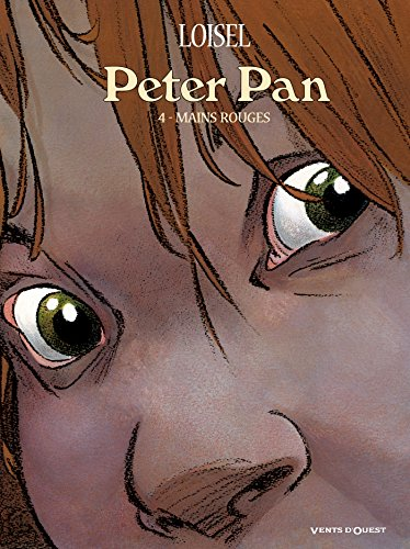 9782749307046: Peter Pan, Tome 4 : Mains rouges