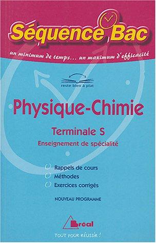 9782749500096: Physique : terminale S, enseignement de spécialité