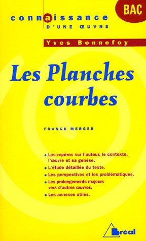9782749505657: Les planches courbes (French Edition)