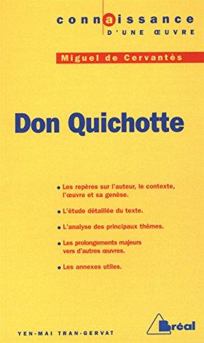 9782749506388: Don Quichotte de Miguel de Cervantès