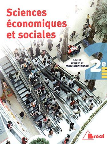 9782749509433: Sciences économiques et sociales 2e
