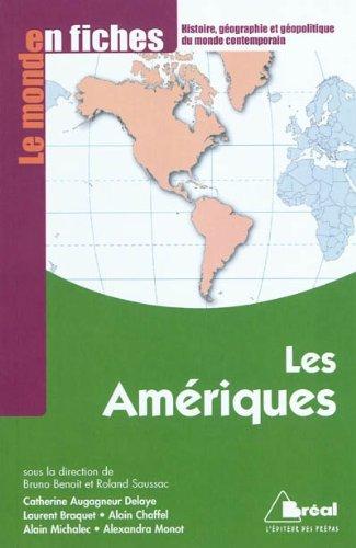Les Amériques: Catherine Augagneur Delaye,