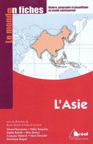 9782749509525: L'Asie