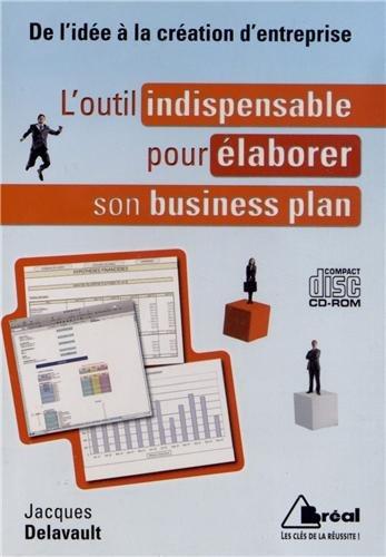 9782749531915: Cdrom De l'idée à la création d'entreprise