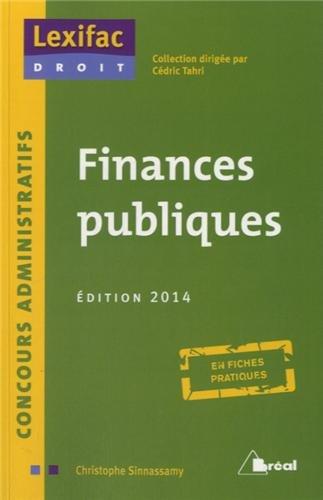 9782749532820: Finances publiques