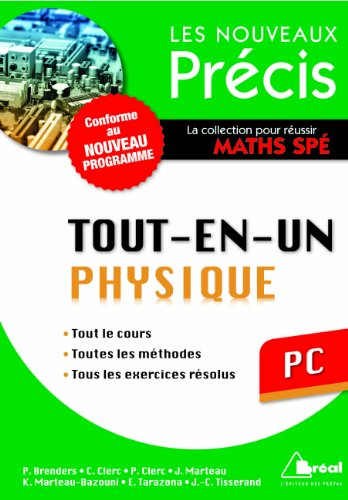 9782749533124: Tout-en-un Physique PC (Les nouveaux précis)