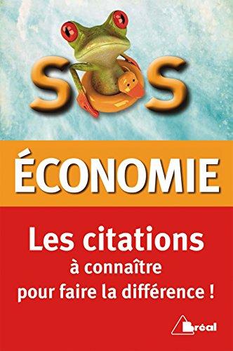 9782749533162: SOS citations d'économie