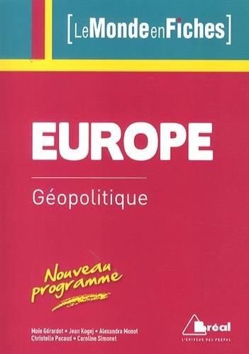 9782749533247: L'Europe