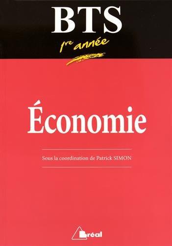 9782749534329: Manuel de BTS économie