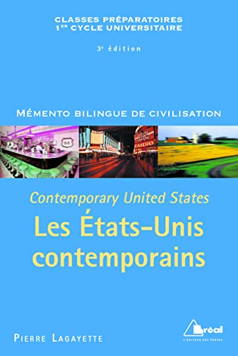 9782749536484: Les Etats-Unis contemporains