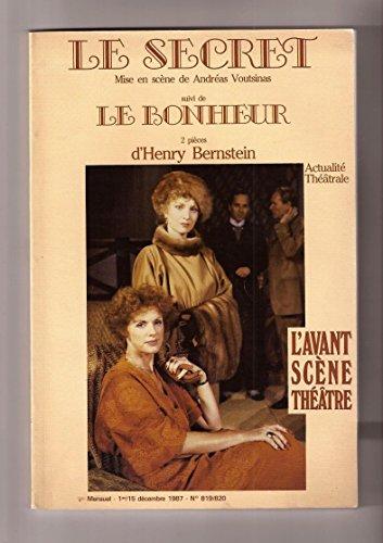 9782749802657: Le secret - Le Bonheur
