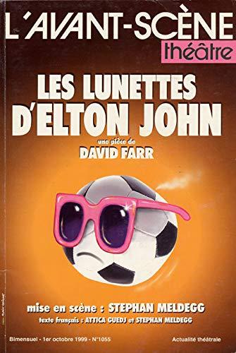 9782749804705: Lunettes d'Elton John (les)