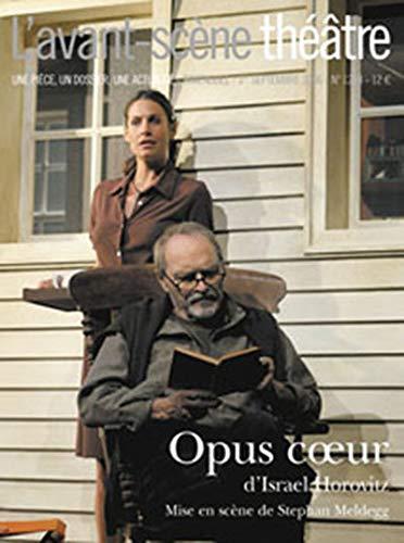 L'Avant-Scene Theatre n°1208 ; Opus Coeur Israël