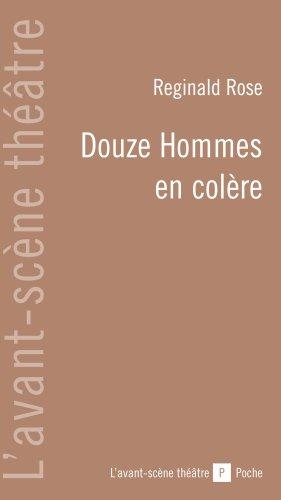 DOUZE HOMMES EN COLERE: ROSE REGINALD