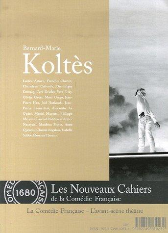 9782749810232: Bernard-Marie Koltès