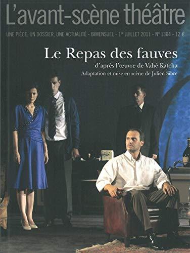 L'Avant-scène théâtre, N° 1304, 1er juillet : Vahé Katcha; Olivier