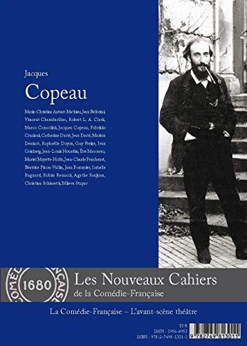 9782749813011: Jacques Copeau