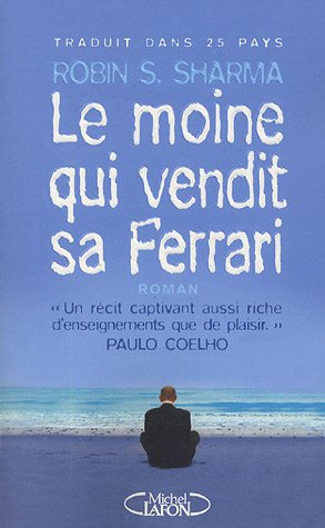 9782749902135: Le moine qui vendit sa Ferrari