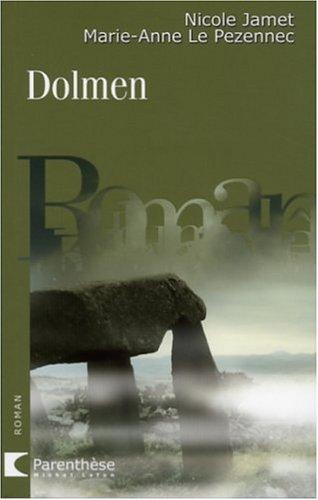 9782749904283: Dolmen (Parenthèse)