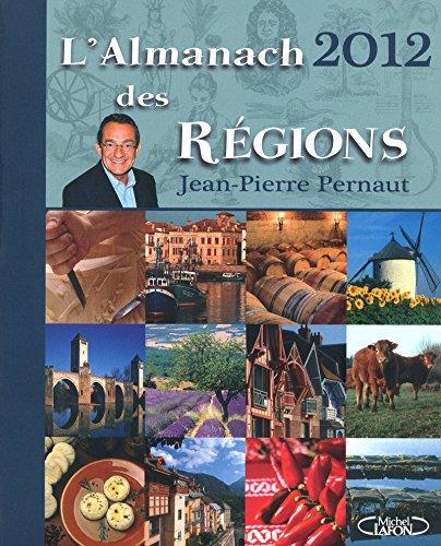 9782749914749: L'ALMANACH DES REGIONS 2012