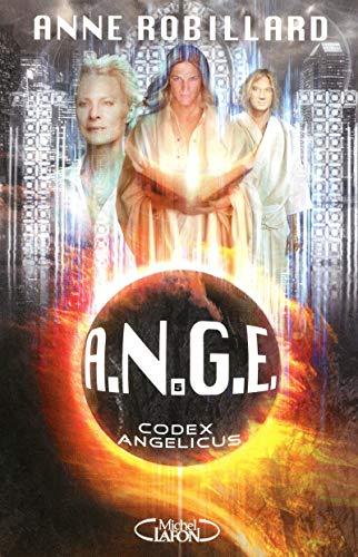 9782749916040: A.N.G.E tome 5: Codex Angelicus (5)