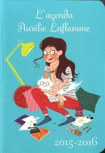 9782749926353: Agenda Aurélie Laflamme 2015-2016