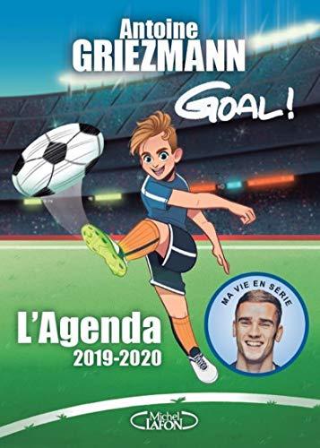 9782749941141: L'agenda Goal ! 2019-2020