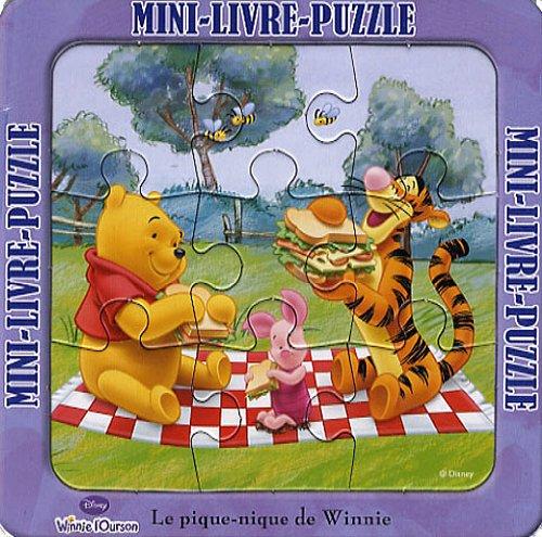 Le pique-nique de Winnie: Mini-livre-puzzle (9782750208059) by [???]
