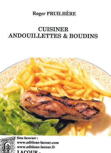 9782750421281: Cuisiner andouillettes et boudins