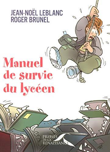 9782750903558: Manuel de survie du lycéen