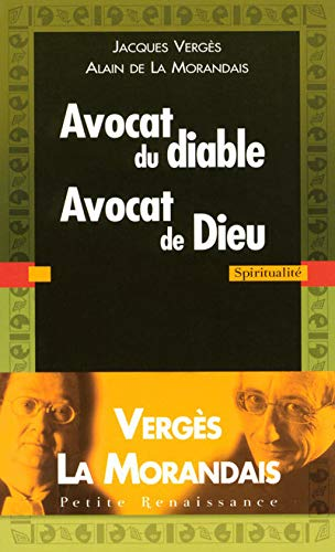 9782750903893: Avocat du diable Avocat de Dieu (French Edition)