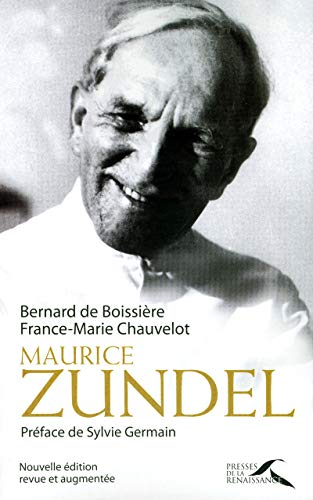 9782750905262: Maurice Zundel (French Edition)