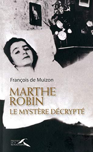 9782750906726: Marthe Robin