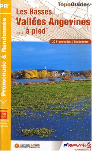 9782751402302: Basses Vallees Angevines a Pied (French Edition)