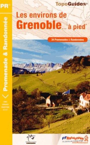 9782751406355: Les environs de Grenoble... à pied