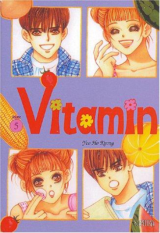9782752200358: Vitamin, Tome 5 :