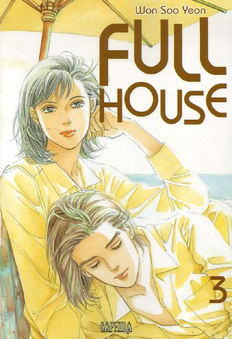 9782752201843: Full House, Tome 3 :