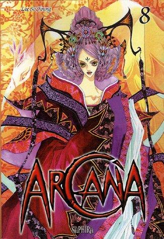 9782752201973: Arcana, Tome 8 :