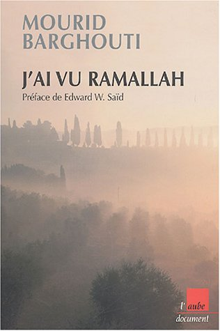 9782752600202: J'ai vu Ramallah
