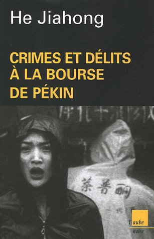 9782752600936: Crimes et d�lits � la Bourse de P�kin