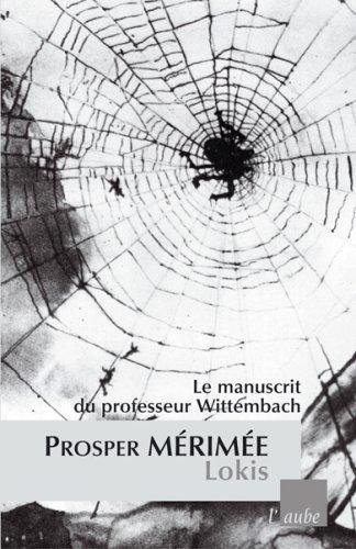9782752603791: Lokis: Le Manuscrit Du Professeur Wittembach