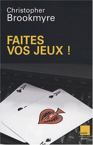 9782752603869: Faites vos jeux !