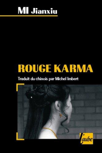 9782752605467: Rouge Karma : une nouvelle enqu�te du juge Li