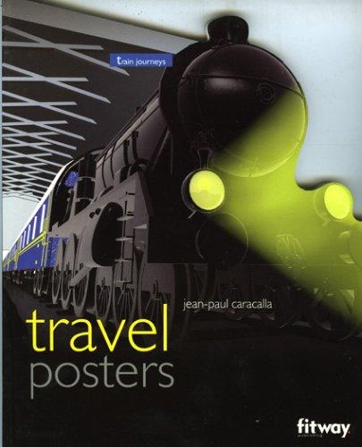 9782752801180: Travel Posters Train Journeys