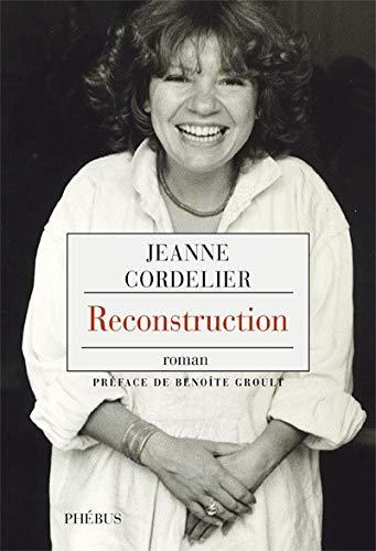 RECONSTRUCTION: CORDELIER JEANNE