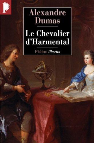 CHEVALIER D HARMENTAL -LE-: DUMAS ALEXANDRE