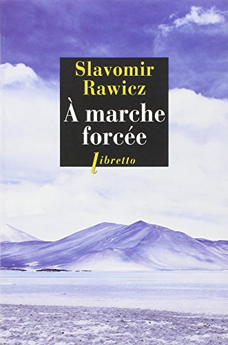 9782752905598: A marche forcée (French Edition)