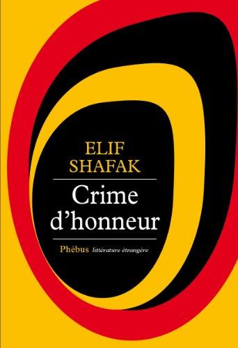 9782752907431: Crime d'honneur