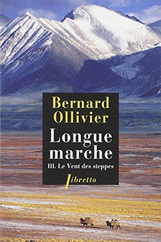LONGUE MARCHE T3 LE VENT DES STE NED: OLLIVIER BERNAR
